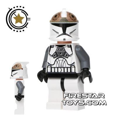 LEGO Star Wars Mini Figure - Clone Wars Clone Gunner