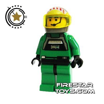 LEGO Star Wars Mini Figure - Rebel A-Wing Pilot