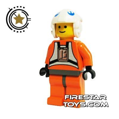 LEGO Star Wars Mini Figure - Dack Ralter - Yellow Head