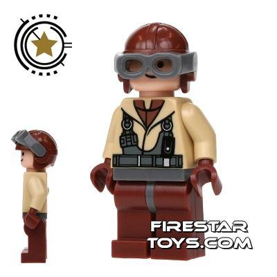 LEGO Star Wars Mini Figure - Naboo Fighter Pilot