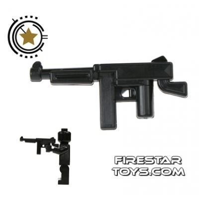 Brickarms - M1A1 WW2 SMG - Black
