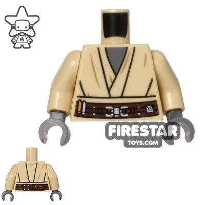 LEGO Mini Figure Torso - Star Wars - Coleman Trebor Robe