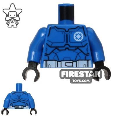 LEGO Mini Figure Torso - Special Forces Clone Trooper