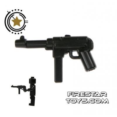 Brickarms - MP40 WW2 SMG - Black
