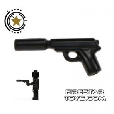 Brickarms - James Bond Silencer Pistol