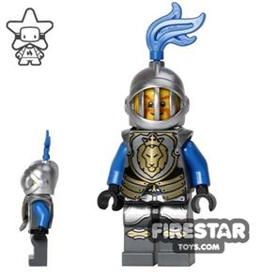 LEGO Castle Kingdoms - Lion Knight 19