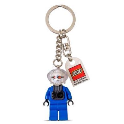 LEGO Key Chain - Super Heroes - Mr Freeze