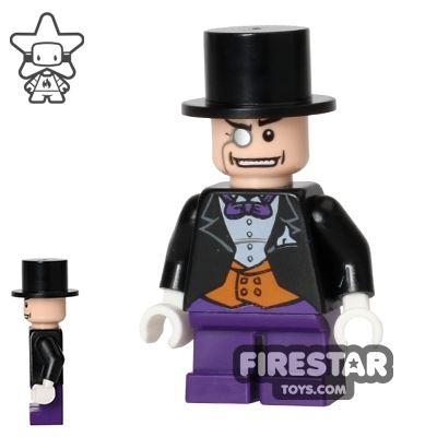 LEGO Super Heroes Mini Figure - The Penguin Magnet Legs