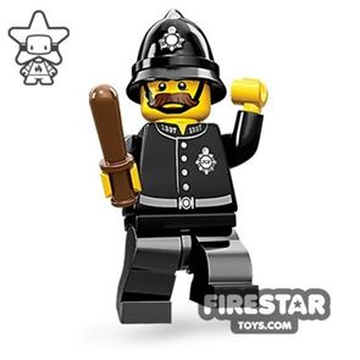 LEGO Minifigures - Constable