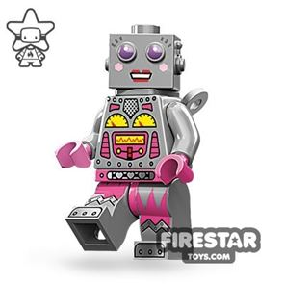 LEGO Minifigures - Lady Robot