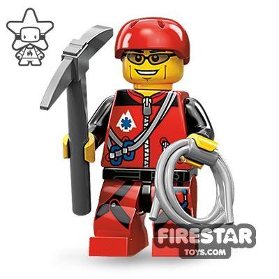 LEGO Minifigures - Mountain Climber