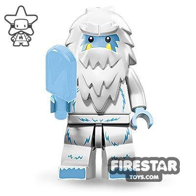 LEGO Minifigures - Yeti