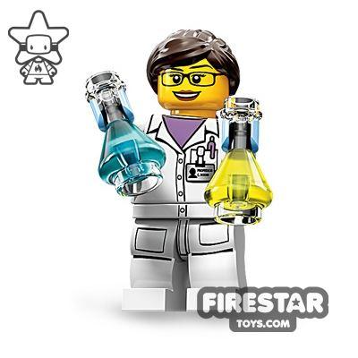 LEGO Minifigures - Scientist