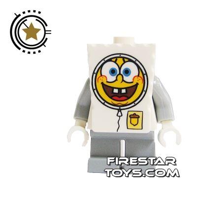 LEGO Spongebob Mini Figure - Spongebob Astronaut