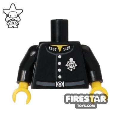 LEGO Mini Figure Torso - Police Constable