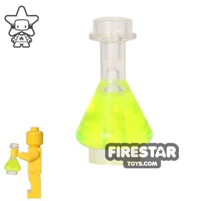 LEGO - Chemistry Vial - Neon Green Liquid