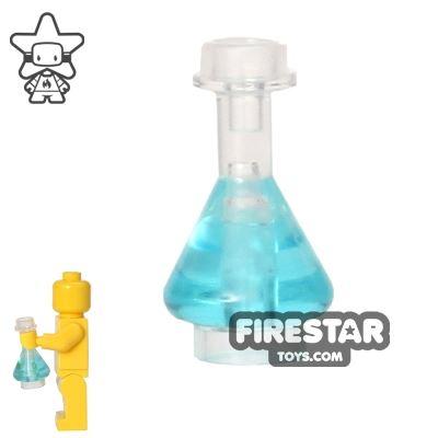 LEGO - Chemistry Vial - Light Blue Liquid