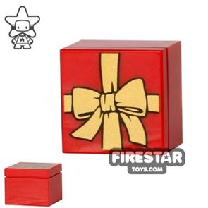 LEGO - Present Gift with Gold Bow