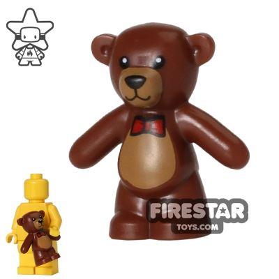 LEGO - Teddy Bear - Red Bow