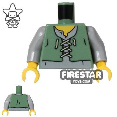 LEGO Mini Figure Torso - Peasant Child