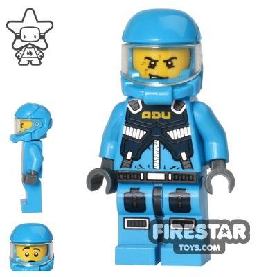 LEGO Alien Conquest Mini Figure - Alien Defense Unit Soldier 6