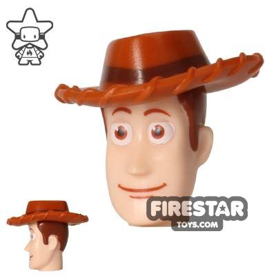 LEGO Mini Figure Heads - Toy Story - Woody