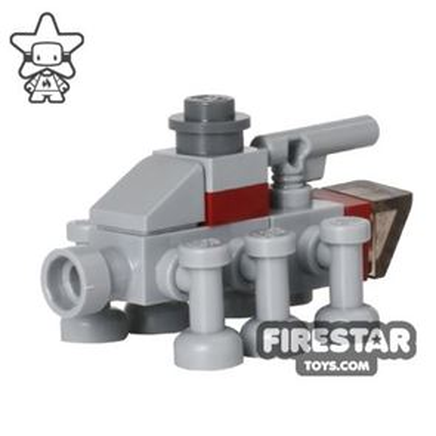 Custom Mini Set - Star Wars - AT-TE Walker