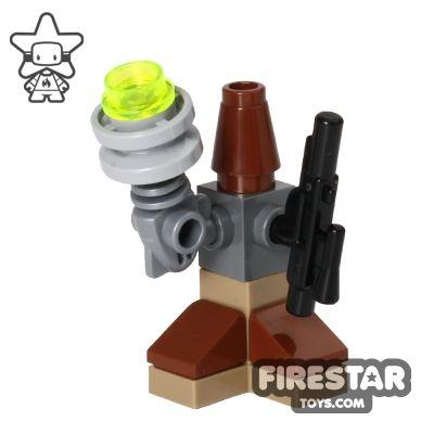 Custom Mini Set - Star Wars Mini Set - Geonosian Weapons Depot