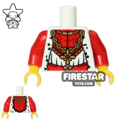 LEGO Mini Figure Torso - Lion King