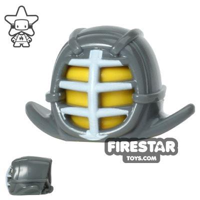 LEGO Kendo Fighter Helmet
