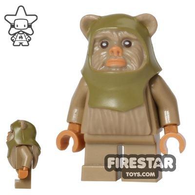 LEGO Star Wars Minifigure Ewok Warrior