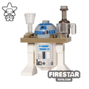 LEGO Star Wars Mini Figure - R2-D2 with Serving Tray