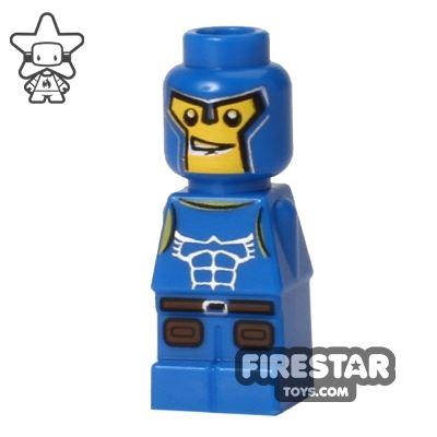 LEGO Games Microfig - Minotaurus Gladiator - Blue