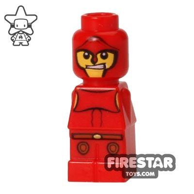 LEGO Games Microfig - Minotaurus Gladiator - Red