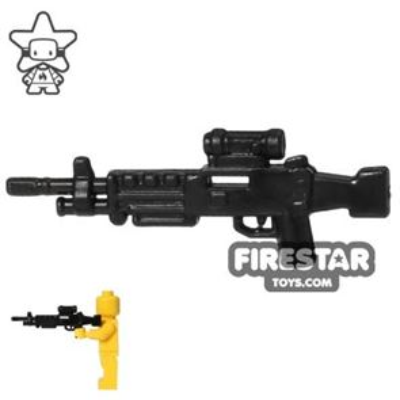 CombatBrick - M249 SAW Light Machine Gun - Black