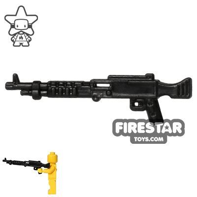 CombatBrick - M240 Machine Gun - Black