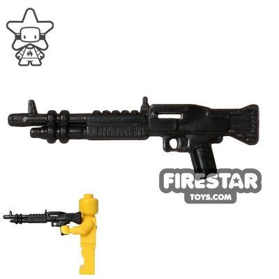 CombatBrick - M60 Machine Gun - Black