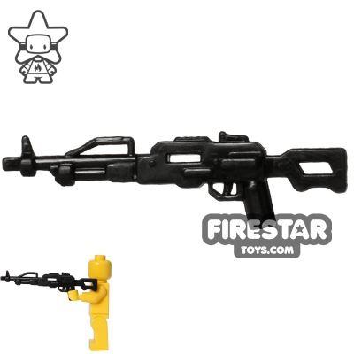 CombatBrick - Russian PKP Pecheneg Machine Gun - Black