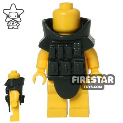 CombatBrick - Juggernaut Disposal Suit - Black