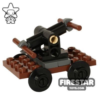 Custom Mini Set - Lone Ranger's Pump Car