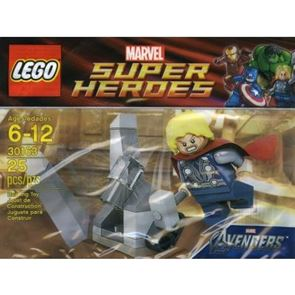LEGO Super Heroes 30163 - Thor and the Cosmic Cube