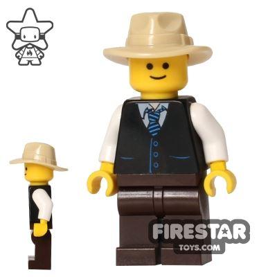 LEGO City Mini Figure – Photographer