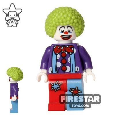 LEGO City Mini Figure - Birthday Clown