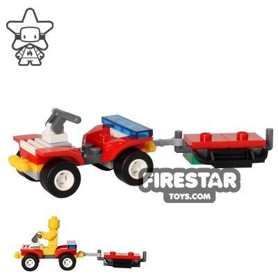 LEGO - Quad Bike and Trailer