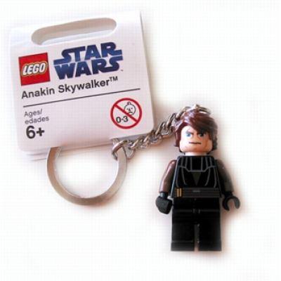 LEGO Key Chain - Star Wars - Clone Wars Anakin