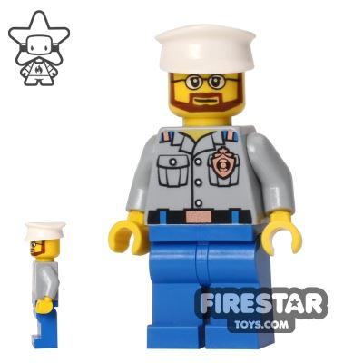LEGO City Mini Figure - Coast Guard - Captain