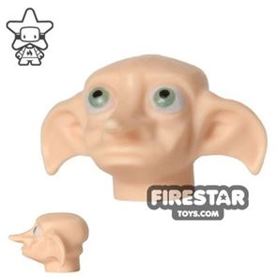 LEGO Mini Figure Heads - Harry Potter Dobby