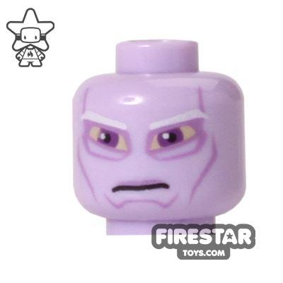 LEGO Mini Figure Heads - Alien Soldier