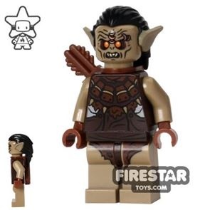 LEGO The Hobbit Mini Figure - Hunter Orc with Quiver