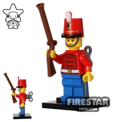 LEGO City Mini Figure - Toy Soldier